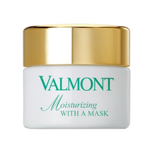 Moisturing with a Mask